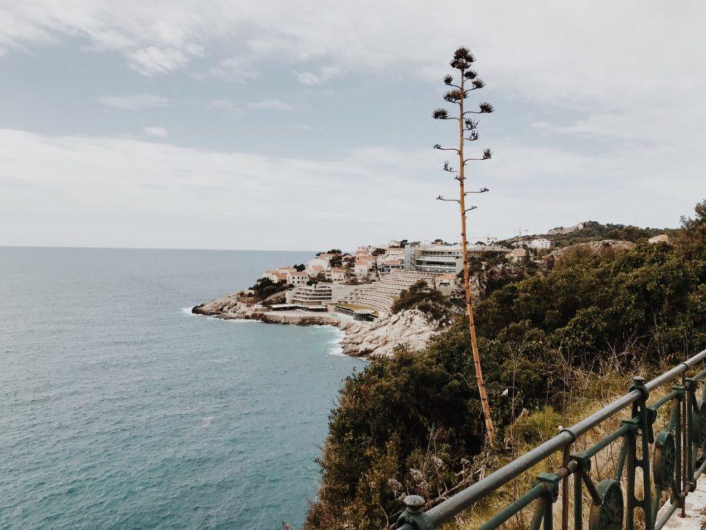 View on Hotel Bellevue Dubrovnik, Croatia