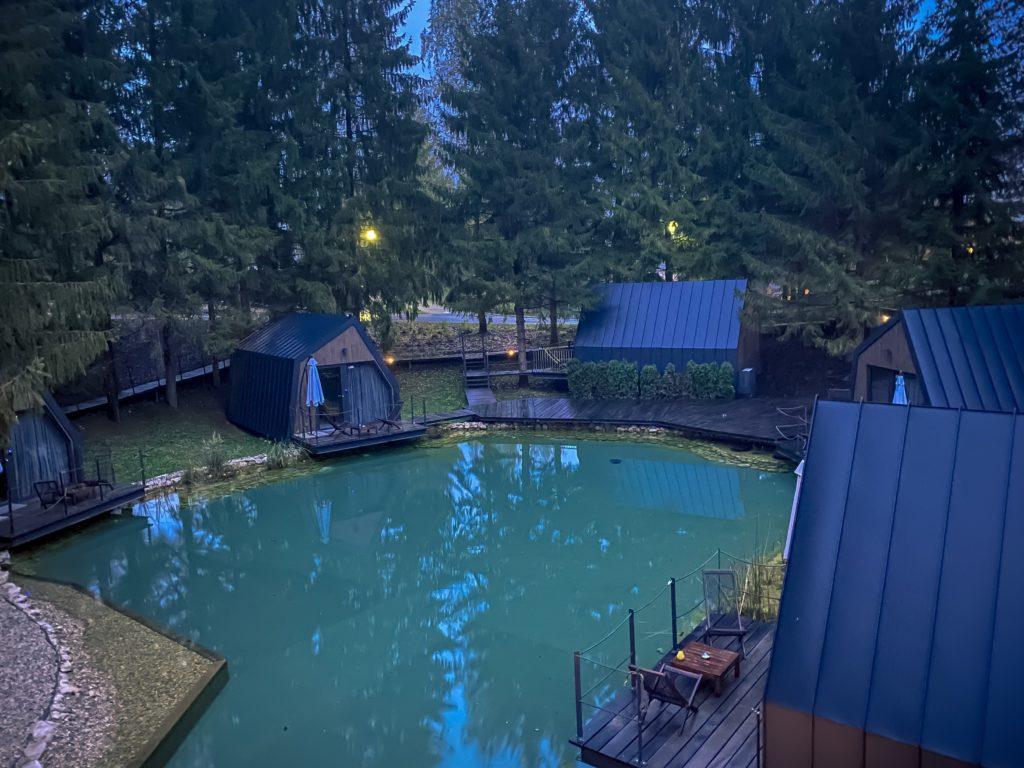Plitvice Holiday Resort Lake houses
