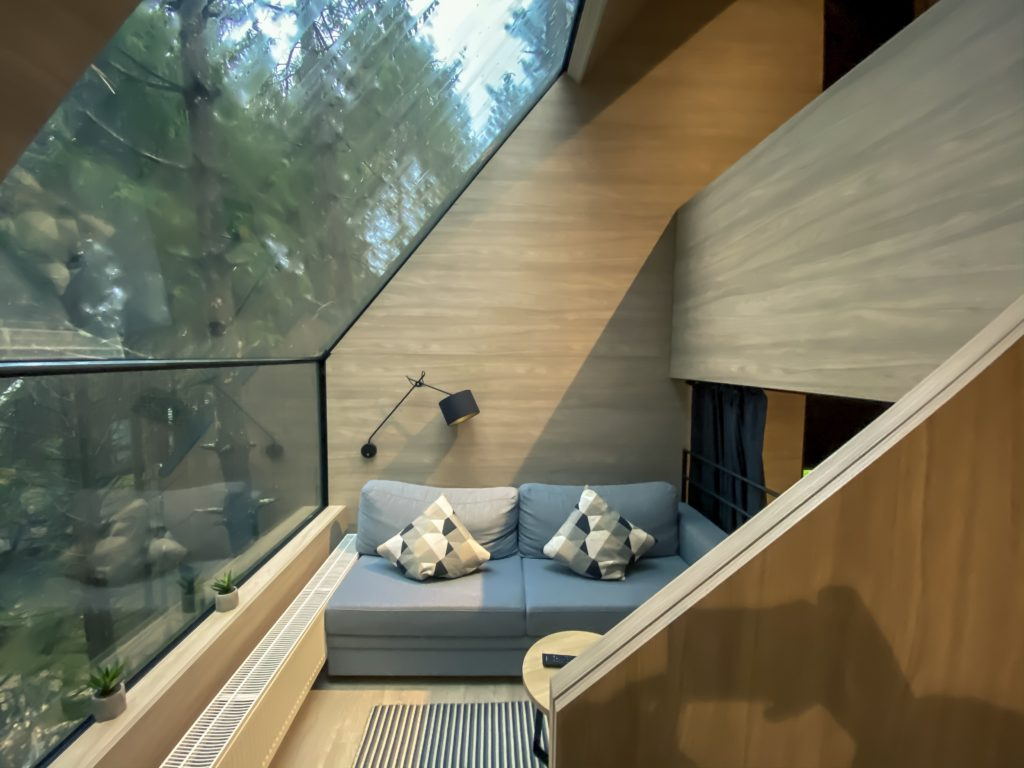 Luxury tree house perfect for a unique holiday