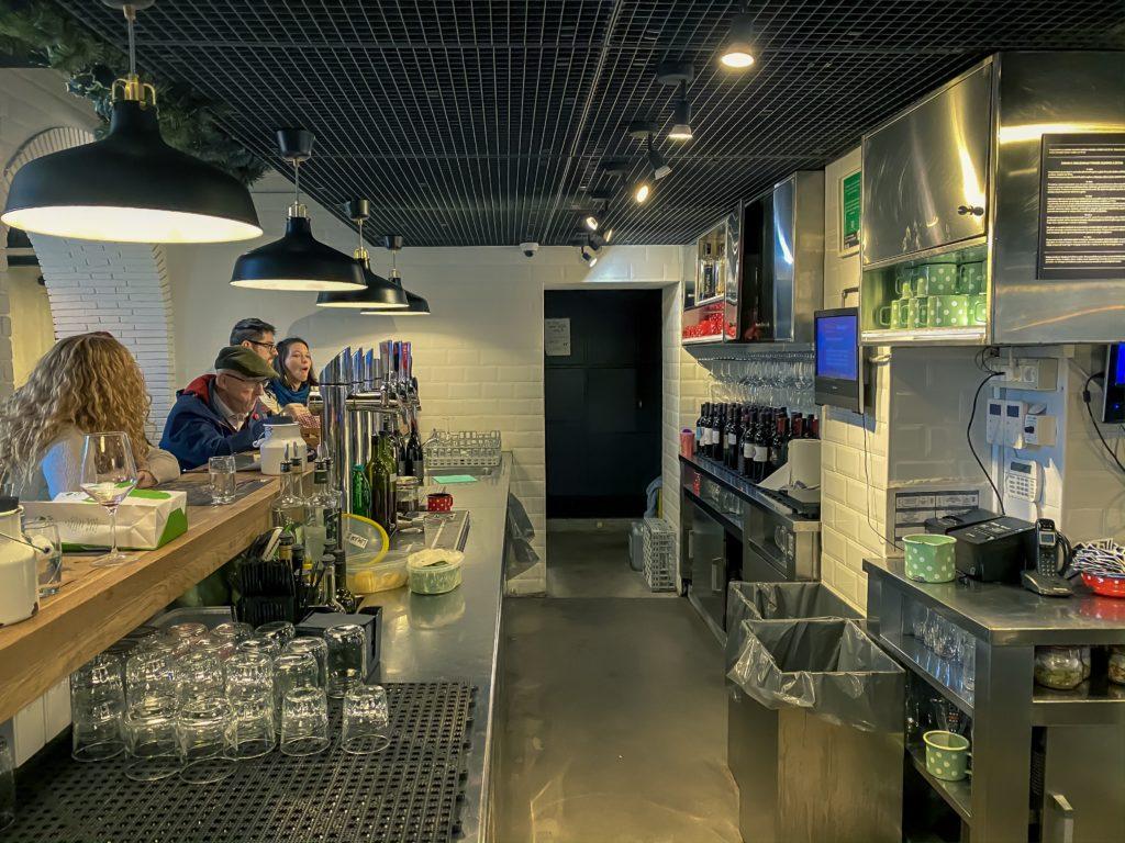 Restaurant Slovenska Hiša Figovec Ljubljana