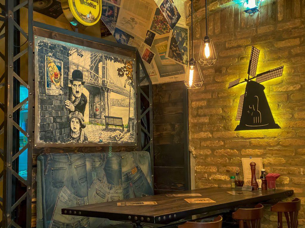 Restaurant Mačak Petrovaradin, Serbia
