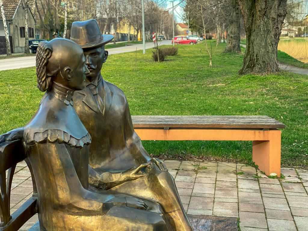 Birth house of Ivan Kozarac, a museum of the famous Croatian writer