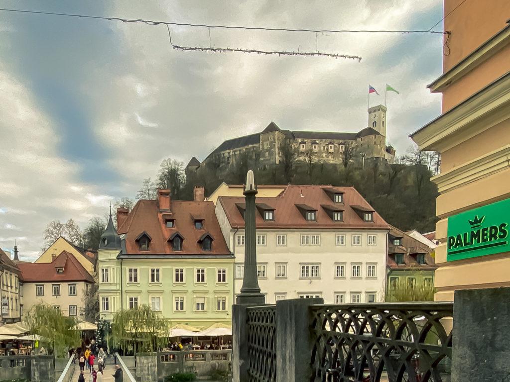 Ljubljana Castle, the best attraction in Ljubljana!