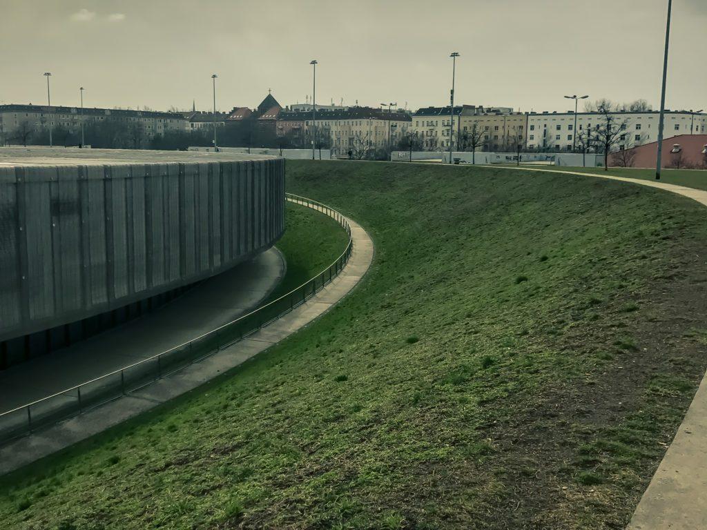 Velodrom Berlin, an interesting structure underground, Berlin, Germany