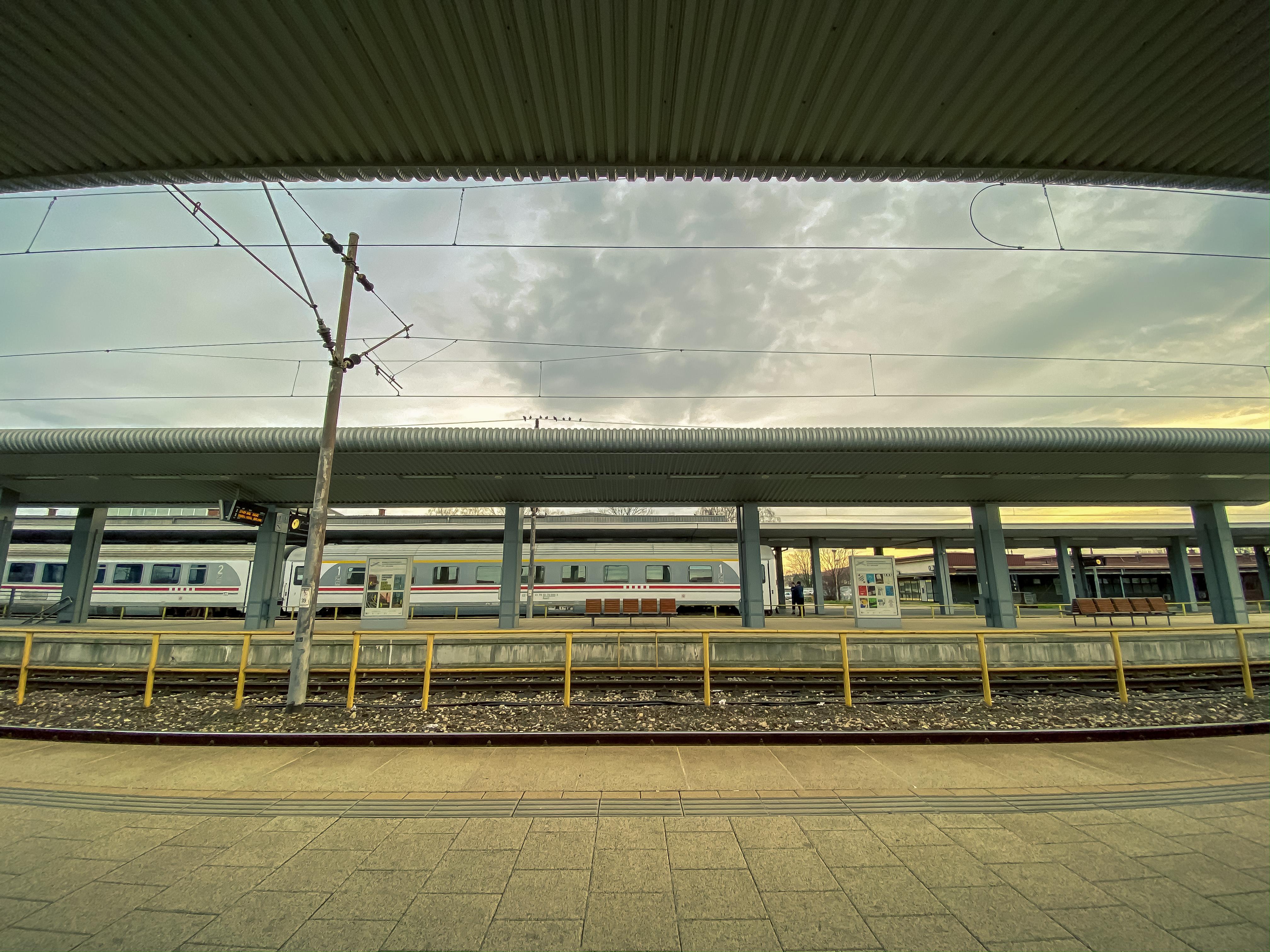 Large railway investments in Croatia has begun