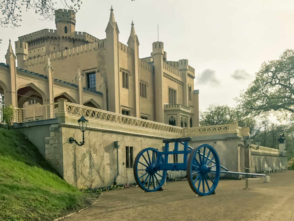 Babelsberg Castle, a hidden gem of Prussian history