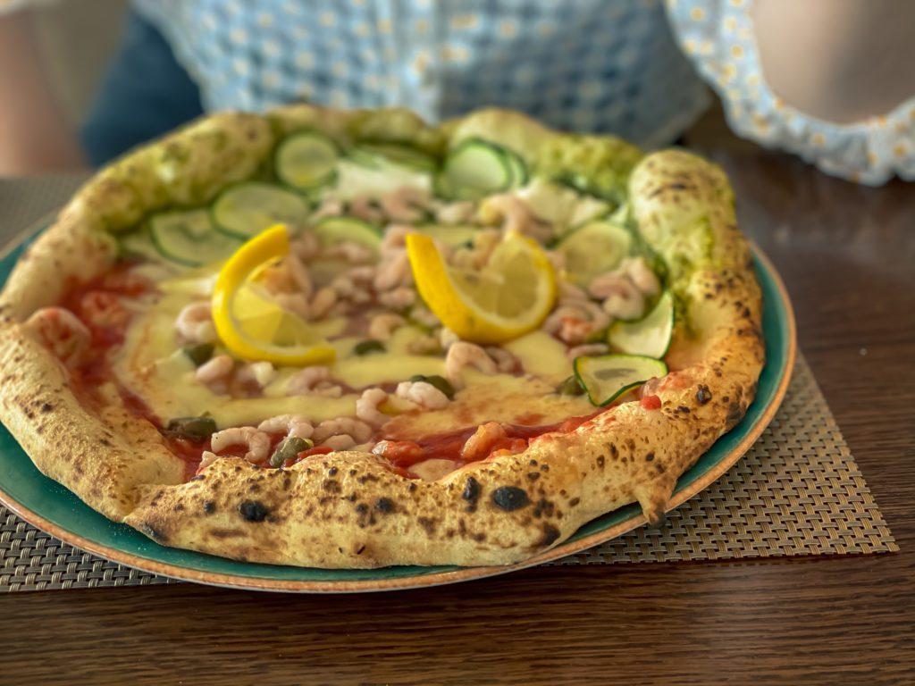 Gourmet Bar Basta Split, like in the best Italian pizzerias in Italy, Zapadna obala, Obala kneza Branimira, Split, Croatia