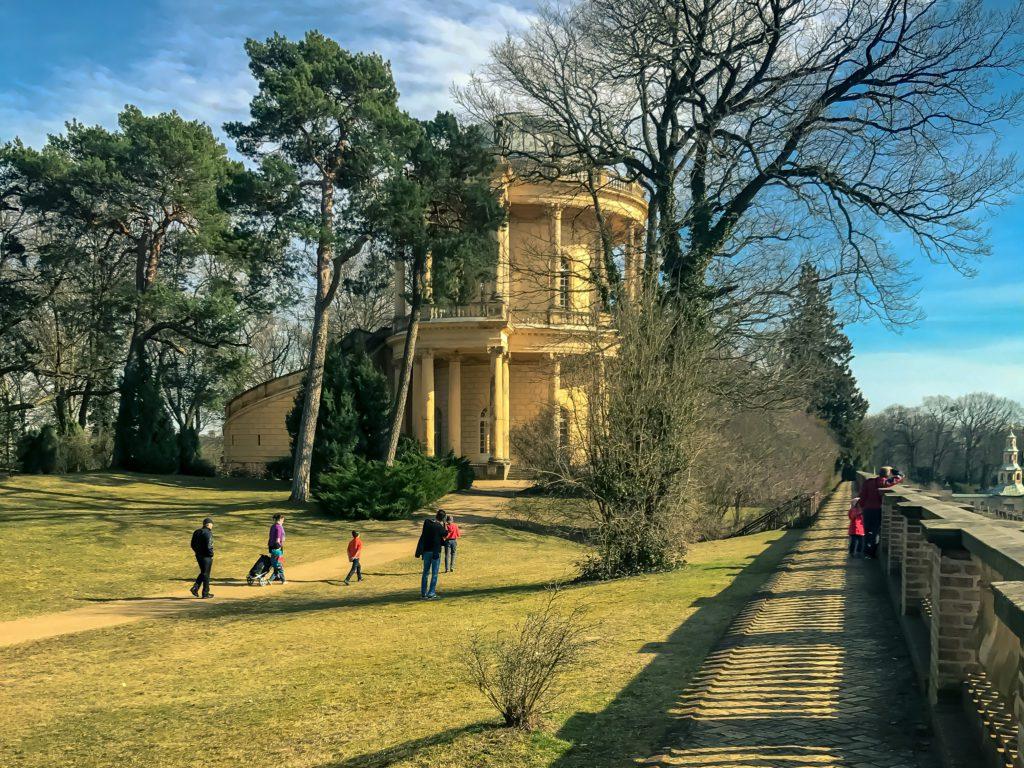 Belvedere auf dem Klausberg - Schlosspark Sanssouci, Potsdam, Germany