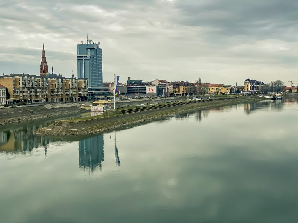 What is the best place to study abroad in Croatia? Osijek