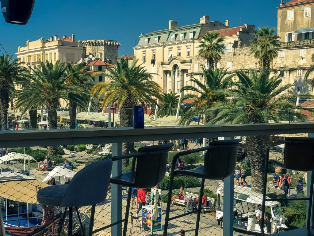 What is the best place to study abroad in Croatia? Split