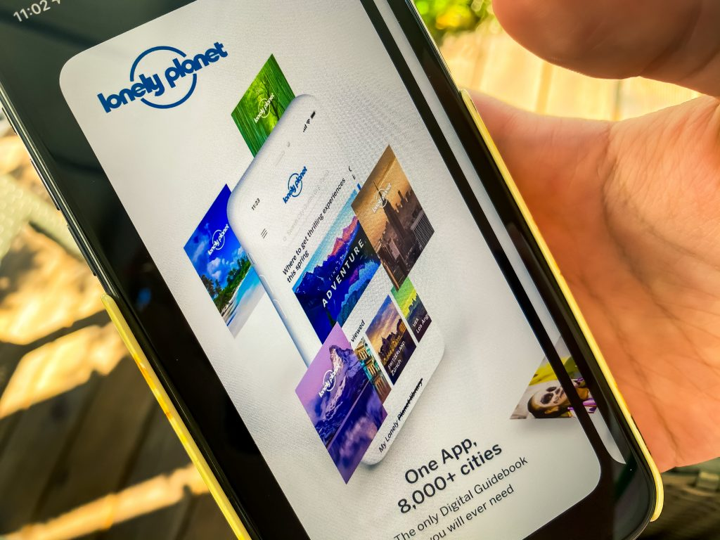 Lonely Planet - Travel Guides & Travel Information app