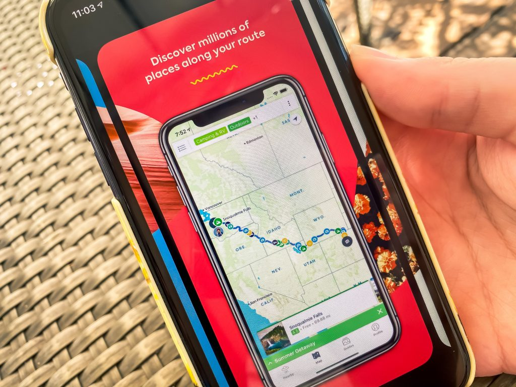 Roadtrippers | Road Trip Planner - The 5 Best Travel Itinerary Apps for Your Next Trip