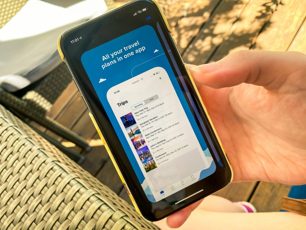 The 5 Best Travel Itinerary Apps for Your Next Trip - TripIt - Highest-rated trip planner and flight tracker