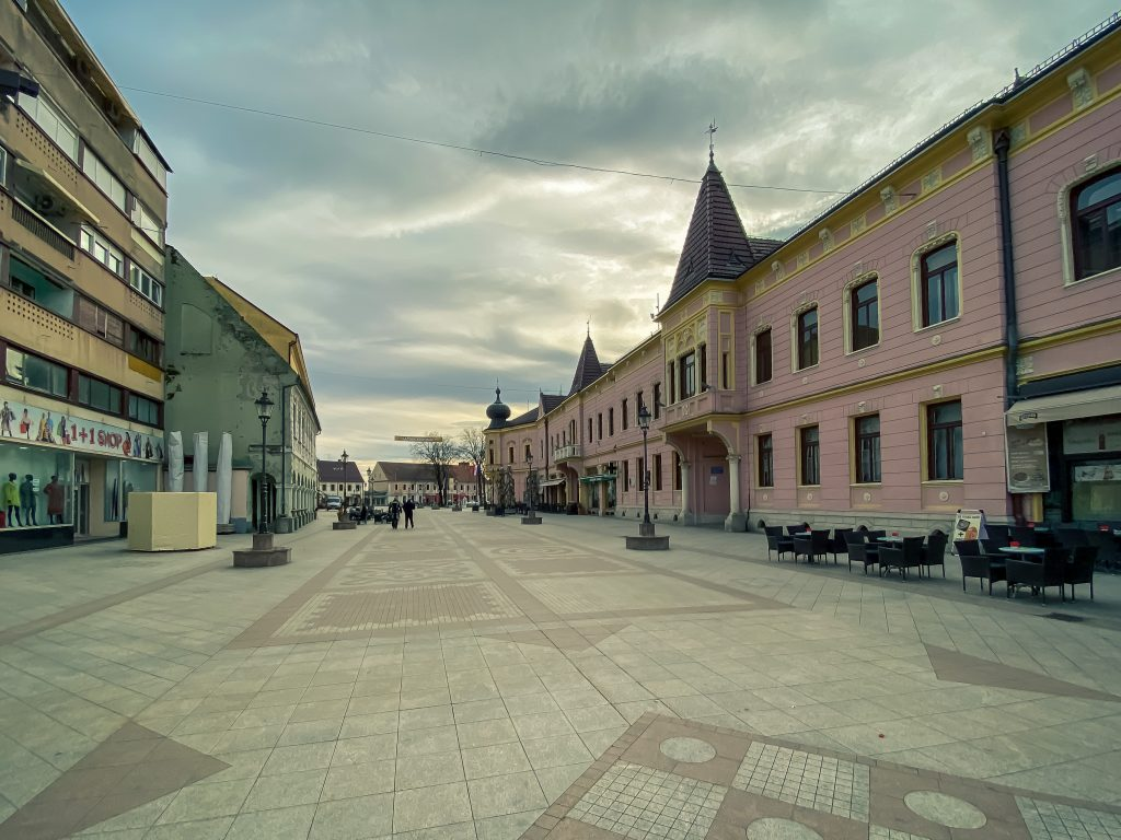 Vinkovci is the oldest town in Europe and birthplace of Roman emperors