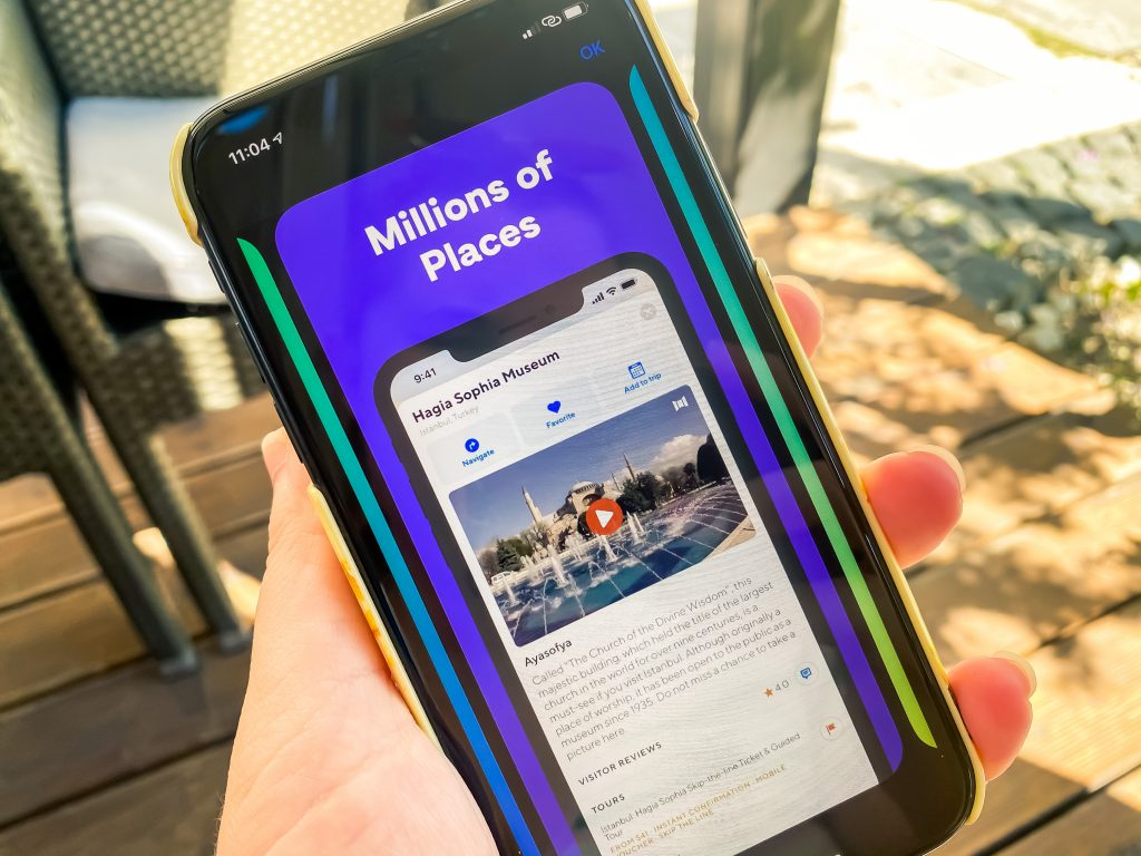 Download the Sygic Travel - Travel Planner and Itinerary Maker