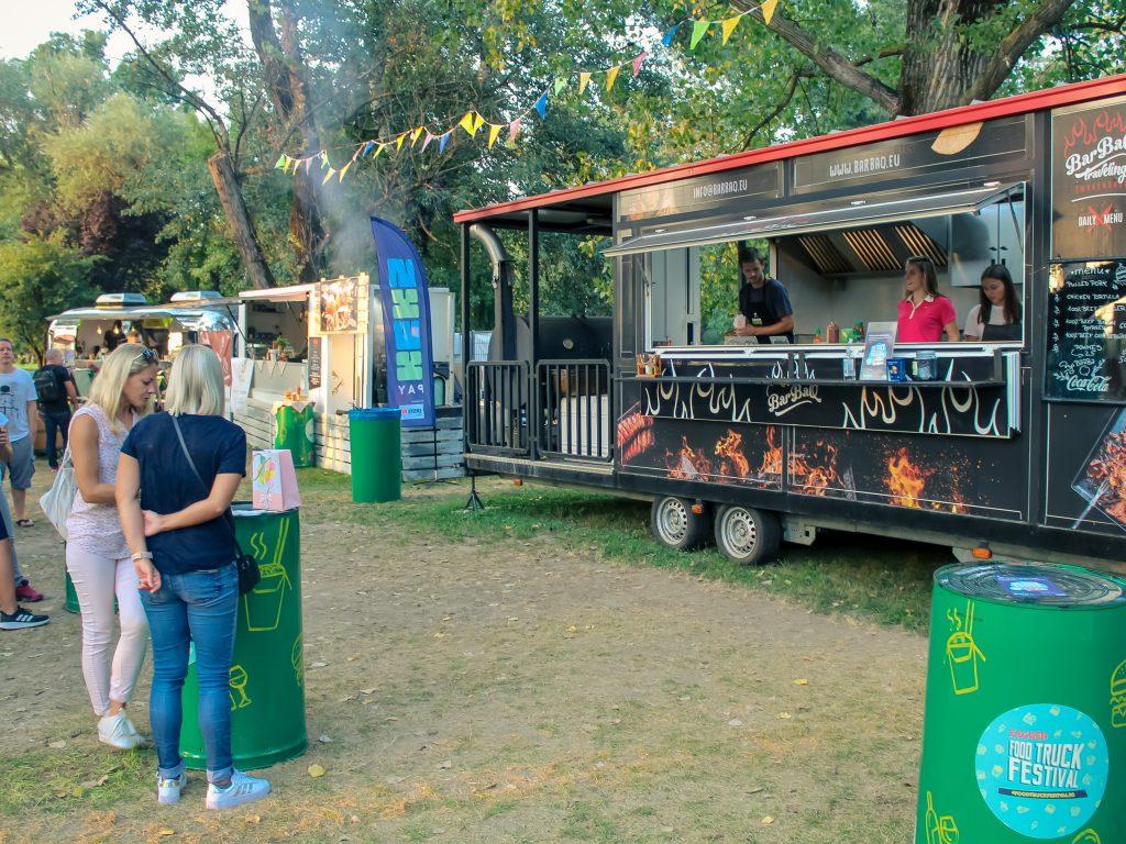 Barba Q food truck - street food classics